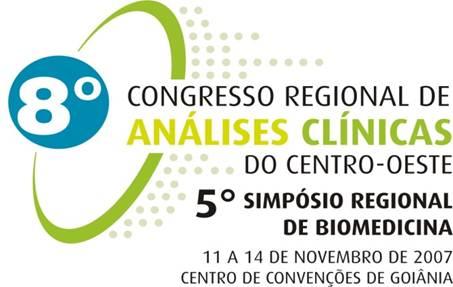 8º Congresso Regional de Análises Clínicas do Centro-Oeste e 5º Simpósio Regional de Biomedicina