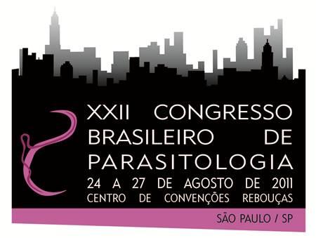 XXII Congresso Brasileiro de Parasitologia