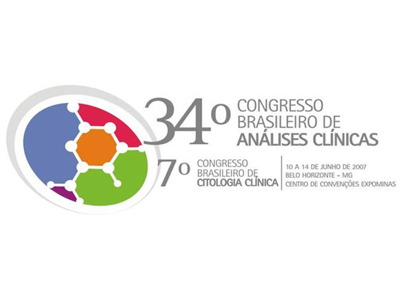 34º Congresso Brasileiro de Análises Clínicas e 7º Congresso Brasileiro de Citologia Clínica