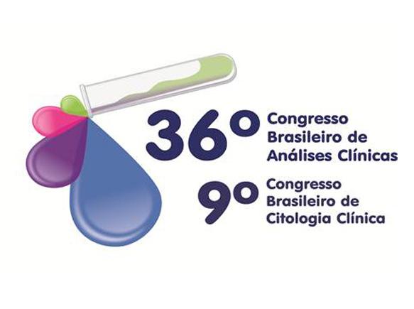 36º Congresso Brasileiro de Análises Clínicas e 9º Congresso Brasileiro de Citologia Clínica