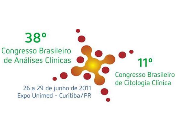 38º Congresso Brasileiro de Análises Clínicas e 11º Congresso Brasileiro de Citologia Clínica