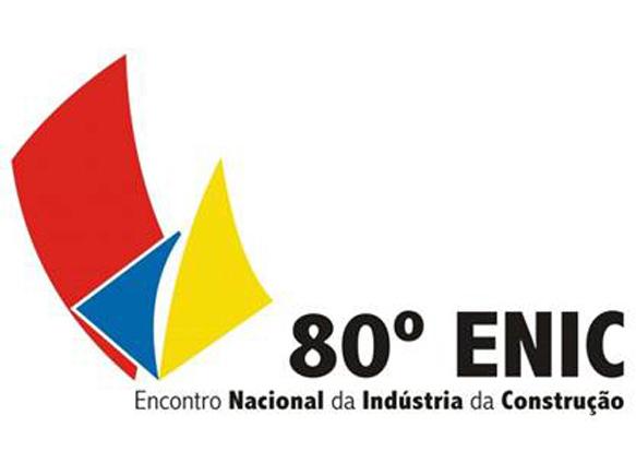 80º Encontro Nacional da Indústria  da Construção