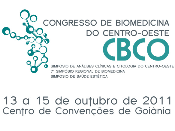 Congresso de Biomedicina do Centro-Oeste, 11º Simpósio de Análises Clínicas do Centro-Oeste e 7º Simpósio Regional de Biomedicina