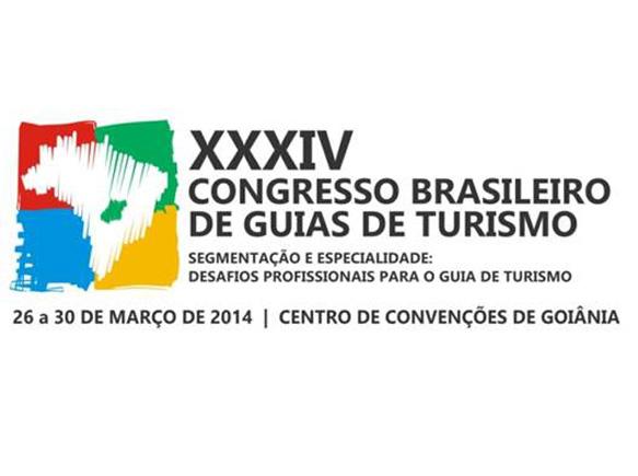 XXXIV Congresso Brasileiro de Guias de Turismo