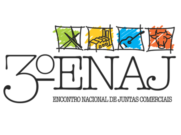 3º ENAJ – Encontro Nacional das Juntas Comerciais