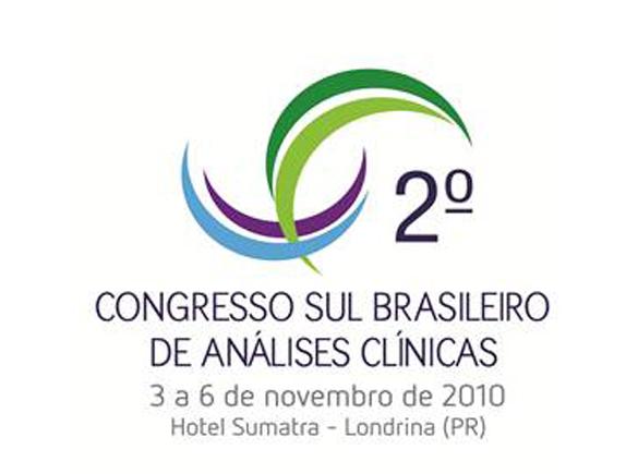2º Congresso Sul Brasileiro de Análises Clínicas
